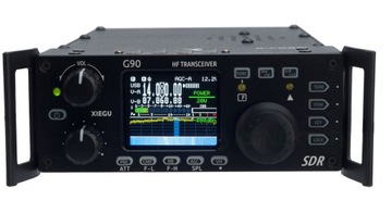 XIEGU G90 радиостанция HF SDR АТО анализатор спектра доставка товаров из Польши и Allegro на русском