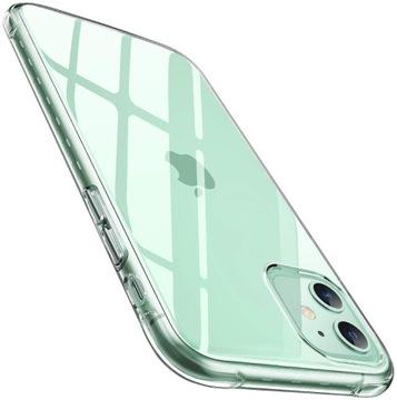 Чехол Premium Clear Чехол для iphone 11 2019 + СТЕКЛО доставка товаров из Польши и Allegro на русском