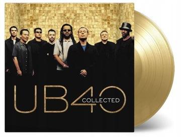 UB40 Сборник 2LP GOLD VINYL MOV доставка товаров из Польши и Allegro на русском