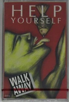 Walk Away- Help Yourself [kaseta] folia доставка товаров из Польши и Allegro на русском