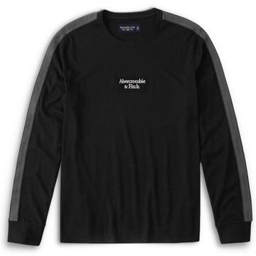 Longsleeve T-shirt Черный ABERCROMBIE Hollister XL доставка товаров из Польши и Allegro на русском