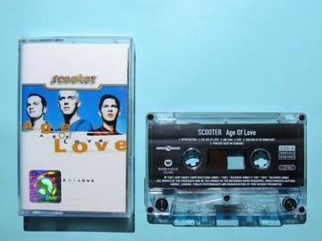 Scooter - AGE OF LOVE (1997). доставка товаров из Польши и Allegro на русском