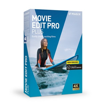 MAGIX Movie Edit Pro Plus BOX доставка товаров из Польши и Allegro на русском
