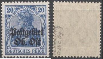 ОН Postgebiet 1916 Ob Ost Fi 24c ** Wiatrowski доставка товаров из Польши и Allegro на русском