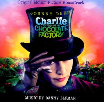 Charlie And The Chocolate Factory - Саундтрек CD доставка товаров из Польши и Allegro на русском