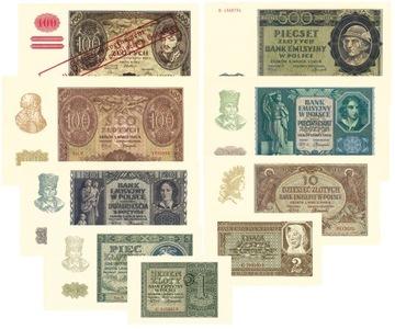 k40 Банкноты Генеральную Эль 1940 копии доставка товаров из Польши и Allegro на русском