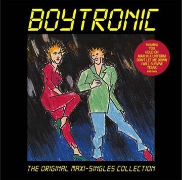 Boytronic - The Original Maxi-Singles Collection доставка товаров из Польши и Allegro на русском