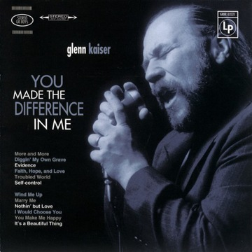 Glenn Kaiser - You Made The Difference In Me CD доставка товаров из Польши и Allegro на русском