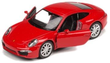 МЕТАЛЛИЧЕСКИЕ АВТО PORSCHE 911 991 CARRERA S WELLY доставка товаров из Польши и Allegro на русском