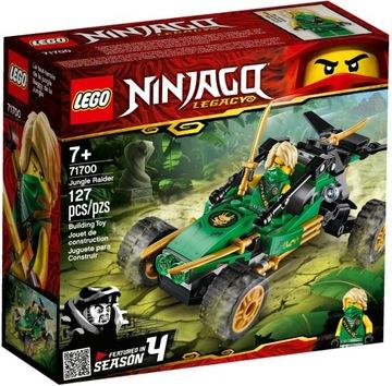 LEGO NINJAGO Dżunglowy гонщик 71700 доставка товаров из Польши и Allegro на русском
