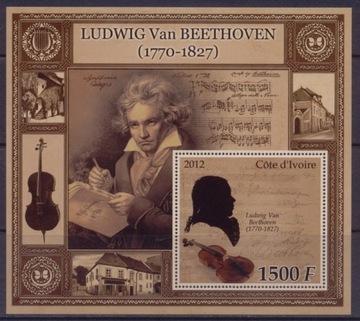 Людвиг ван Бетховен композитор * музыка* #WKS1254 доставка товаров из Польши и Allegro на русском