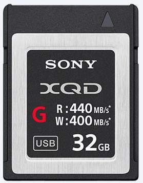 Karta Sony XQD G 32GB 440/400 Mb/s DYSTRYBUCJA PL доставка товаров из Польши и Allegro на русском