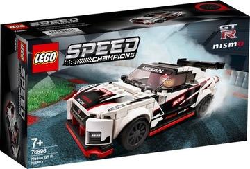 LEGO SPEED CHAMPIONS Nissan GT-R NISMO 76896 доставка товаров из Польши и Allegro на русском