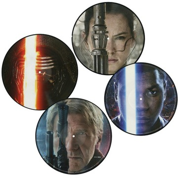 JOHN WILLIAMS Star Wars The Force Awakens 2LP доставка товаров из Польши и Allegro на русском