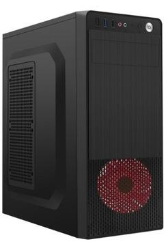 КОРПУС GEMBIRD MIDI-TOWER FORNAX 150R RED LED доставка товаров из Польши и Allegro на русском