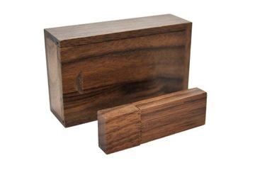деревянные USB 32 ГБ + ПОДАРОЧНАЯ коробка фото доставка товаров из Польши и Allegro на русском