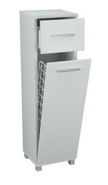 Тумба для ванны BETI K1 с корзиной - meble4K доставка товаров из Польши и Allegro на русском
