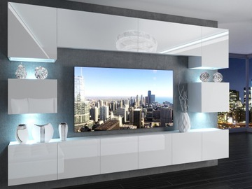 Стенка Мебель для гостиной комнаты доставка товаров из Польши и Allegro на русском