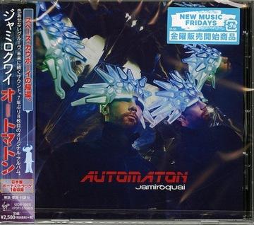 JAMIROQUAI Automaton CD JAPAN 2017 1wyd! БОНУС !!! доставка товаров из Польши и Allegro на русском