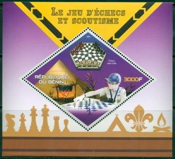 Скаутинг скаутинг игра в шахматы Бенин ** #BEN1538 доставка товаров из Польши и Allegro на русском