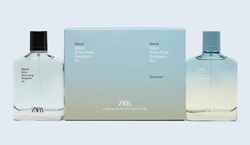 ZARA SEOUL 532-8 Sinsa Dong Gangnam 2x100ml Summer доставка товаров из Польши и Allegro на русском