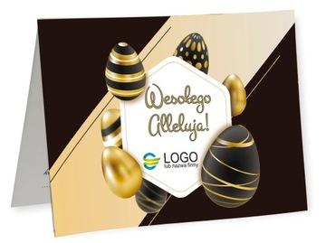 MAGFAJZ - KW203 Рождественские открытки EASTER logo  доставка товаров из Польши и Allegro на русском