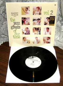 МЭННИ ALBAM The Jazz Великих of Our Time LP NM доставка товаров из Польши и Allegro на русском