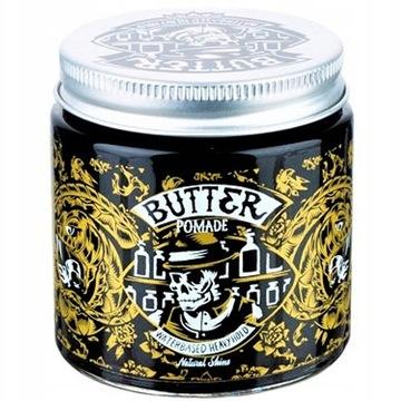 ВЫ ДРОВОСЕК Помада для волос сильная Butter Pomade доставка товаров из Польши и Allegro на русском