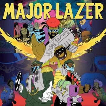 Major Lazer - Free The Universe 2LP+CD ВИНИЛ доставка товаров из Польши и Allegro на русском