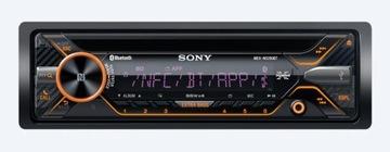 SONY MEX-N5200BT автомагнитола Bluetooth 4#55ВТ доставка товаров из Польши и Allegro на русском