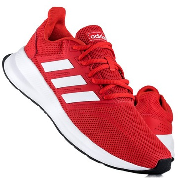 Сапоги спортивные мужские Adidas Runfalcon F36202 доставка товаров из Польши и Allegro на русском