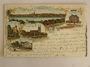 Dobiegniew k /Gorzów Poznań gospoda 1898 litsec доставка товаров из Польши и Allegro на русском