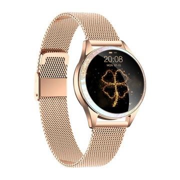 Smartwatch женская KW20 Mesh шаги, пульс цикл доставка товаров из Польши и Allegro на русском
