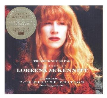 LOREENA MCKENNITT The Journey So Far Best 2CD DLX доставка товаров из Польши и Allegro на русском