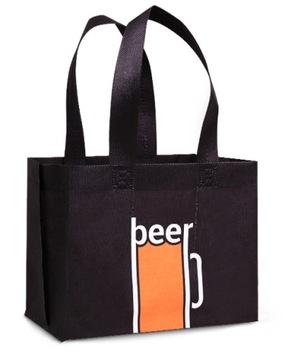 Сумка на пиво 6PAK prezentowa с печатью Fabor доставка товаров из Польши и Allegro на русском