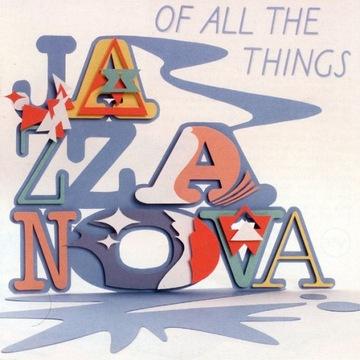 Jazzanova - Of All The Things (Deluxe Version) 3LP доставка товаров из Польши и Allegro на русском