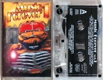 VA - Music Forever vol. 1 (кассета) BDB  доставка товаров из Польши и Allegro на русском