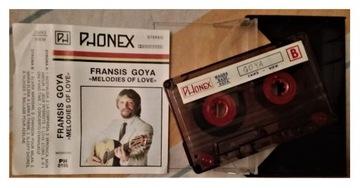 Fransis GOYA Melodies of love [КАРТРИДЖ MTF] +бесплатно доставка товаров из Польши и Allegro на русском