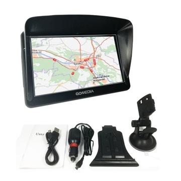 """NAWIGACJA GPS7010 TIR CIĘŻARÓWKA 7"""" iGO Primo"""