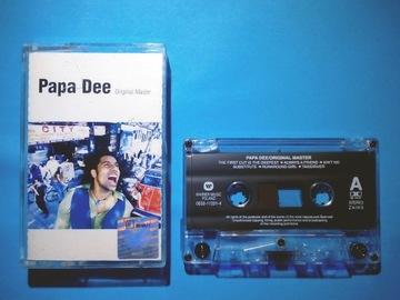 Papa Dee - ORIGINAL MASTER (1995). доставка товаров из Польши и Allegro на русском