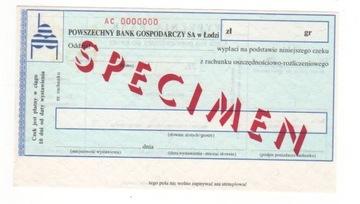 чек печатается Всемирный Банк Экономический ОНИ PBG доставка товаров из Польши и Allegro на русском