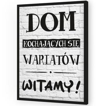 Современный образ в плечо с надписями на стену доставка товаров из Польши и Allegro на русском