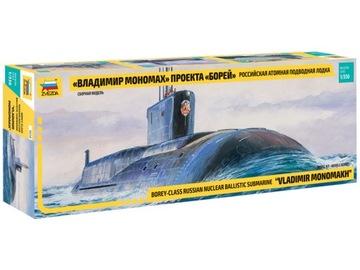 Подводная лодка К–551 Владимир Monomach 9058 Звезда доставка товаров из Польши и Allegro на русском