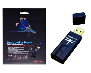 Audioquest Dragonfly Black + Tidal + обновление! доставка товаров из Польши и Allegro на русском