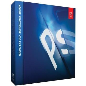 ADOBE PHOTOSHOP CS5 EXTENDED ENG WIN/MAC 32/64-bit доставка товаров из Польши и Allegro на русском