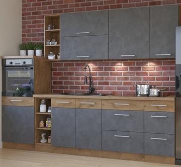 Набор мебели Кухня Кухонные Шкафы VIKI 3 МАТЕРА доставка товаров из Польши и Allegro на русском