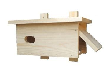 BUDKA LĘGOWA dla ptaków typ J jerzyk