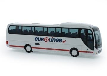 Rietze 65556 MAN Lions Coach Eurolines Польша доставка товаров из Польши и Allegro на русском