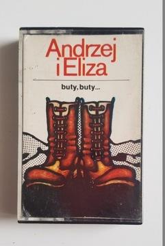ANDRZEJ I ELIZA SHOES, SHOES .. аудиокассета  доставка товаров из Польши и Allegro на русском