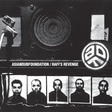 Asian Dub Foundation - Rafi's Revenge 2LP DELUXE доставка товаров из Польши и Allegro на русском
